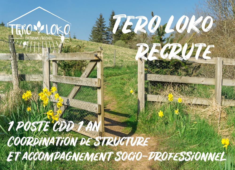 TERO LOKO RECRUTE - légère